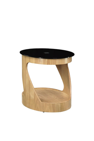 JF304 San Marino Lamp Table (Oak)