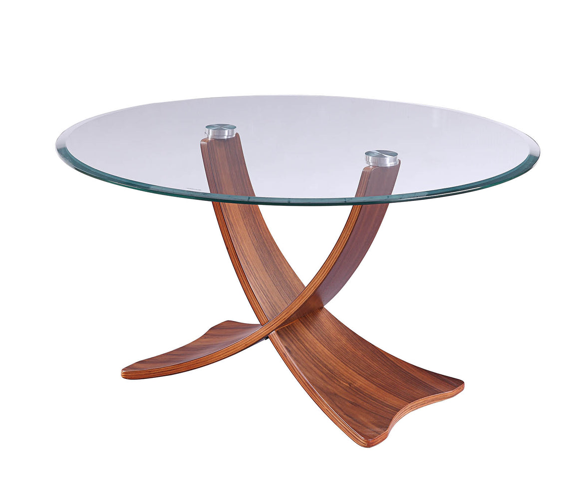 JF308 Siena Coffee Table Walnut