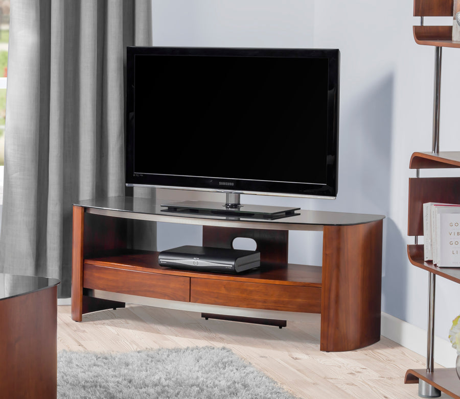 Jual JF310 Melbourne Walnut TV Stand