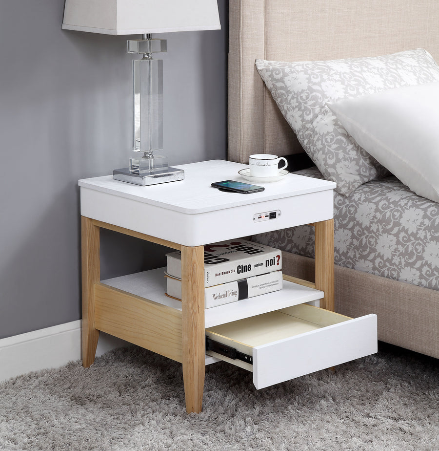 JF401 San Francisco Bedside/Lamp Table