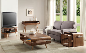 JF703 Havana Coffee Table Matt Walnut - PRE ORDER FOR FEBRUARY DELIVERY
