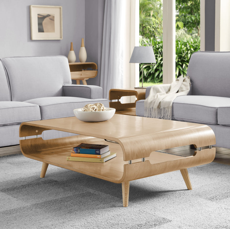 JF703 Havana Coffee Table Oak - PRE ORDER FOR FEBRUARY DELIVERY