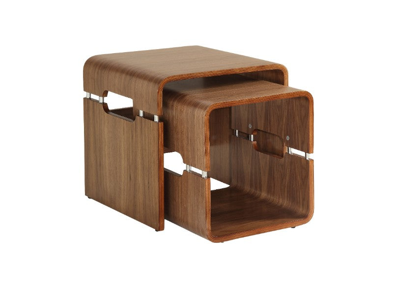 Jual JF706 Havana Nest of Tables Walnut