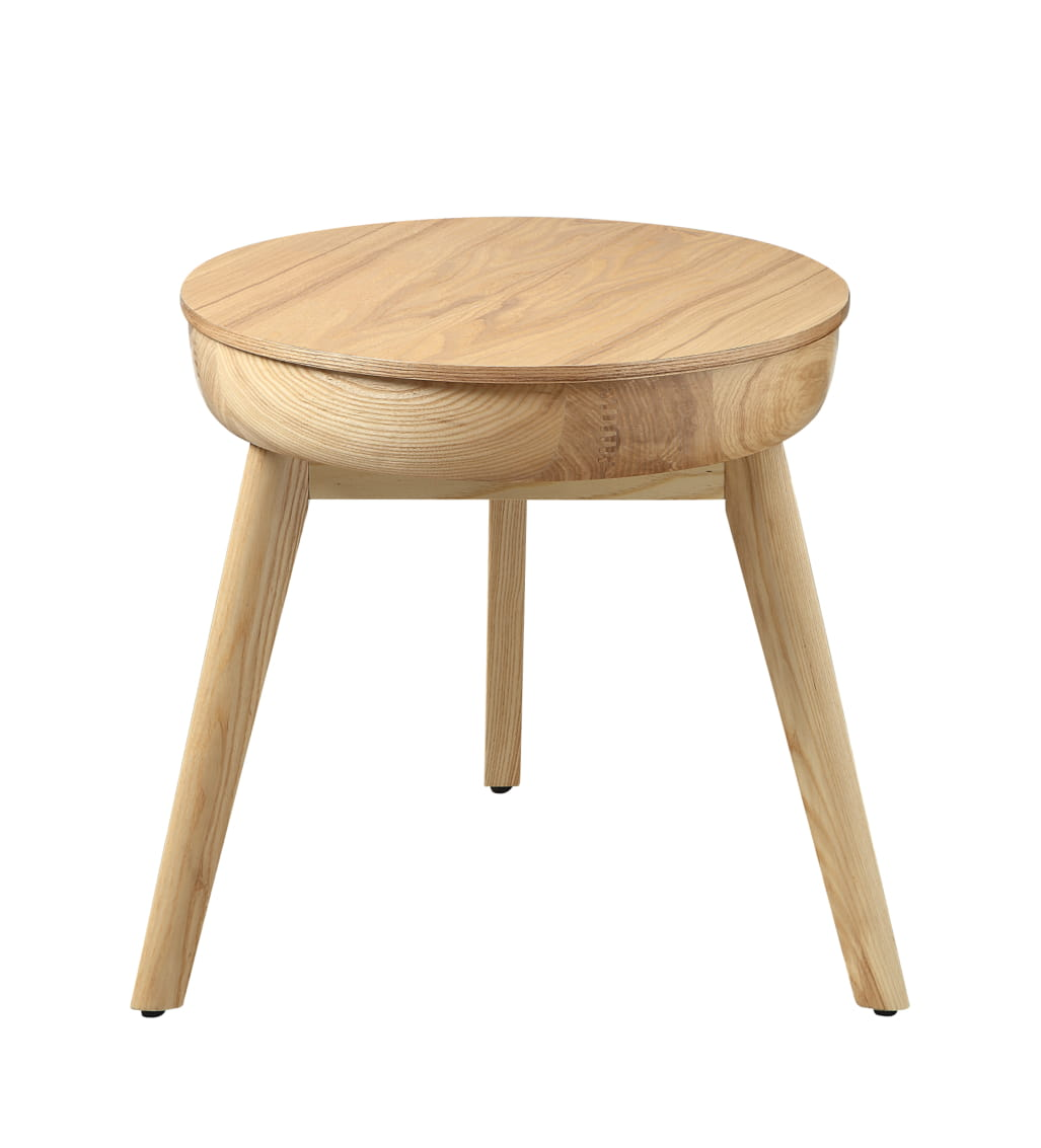 JF711 - San Francisco Lamp Table Oak