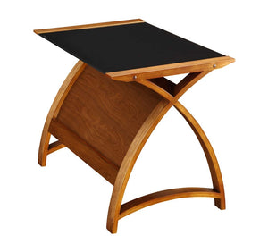 PC201 Helsinki 1300 Table Walnut - PRE ORDER FOR DELIVERY W/C 03/08/20