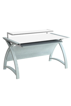 PC201 Helsinki 900 Desk (Grey) - PRE-ORDER FOR DELIVERY W/C 7/9/2020