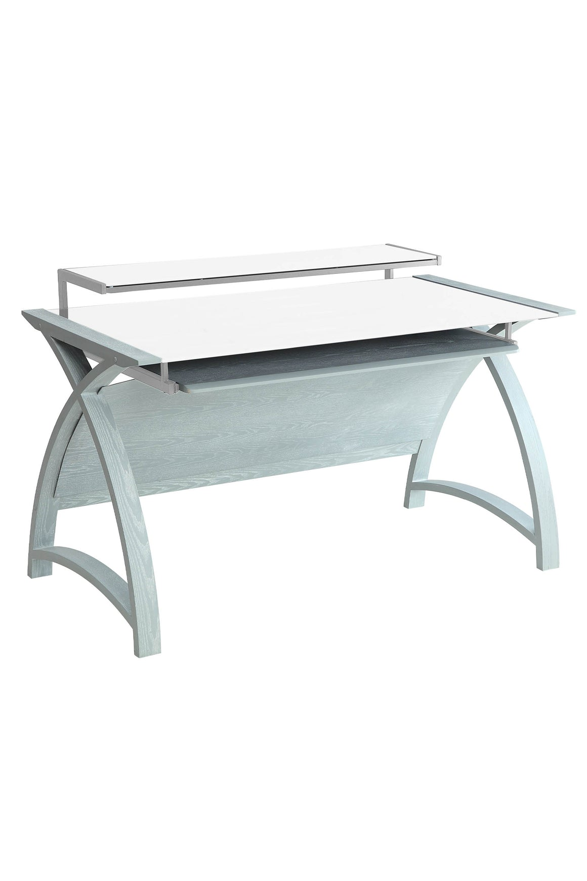 PC201 Helsinki 1300 Desk (Grey) - PRE ORDER FOR FEBRUARY DELIVERY