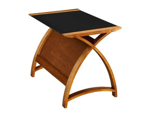 PC201 Helsinki 900 Table Walnut - PRE ORDER FOR DELIVERY W/C 17/08/20