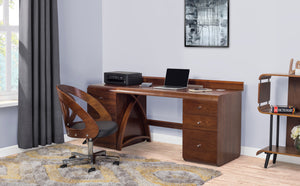 PC605 Santiago Desk High Pedestal