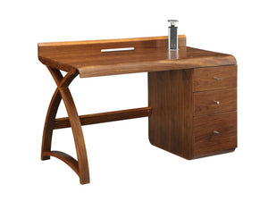PC601 Santiago 1300 3 Drawer Pedestal Desk - PRE ORDER FOR APRIL DELIVERY