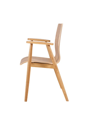 PC612 - Vienna Oak Chair - PRE ORDER FOR DELIVERY W/C 07/09/20
