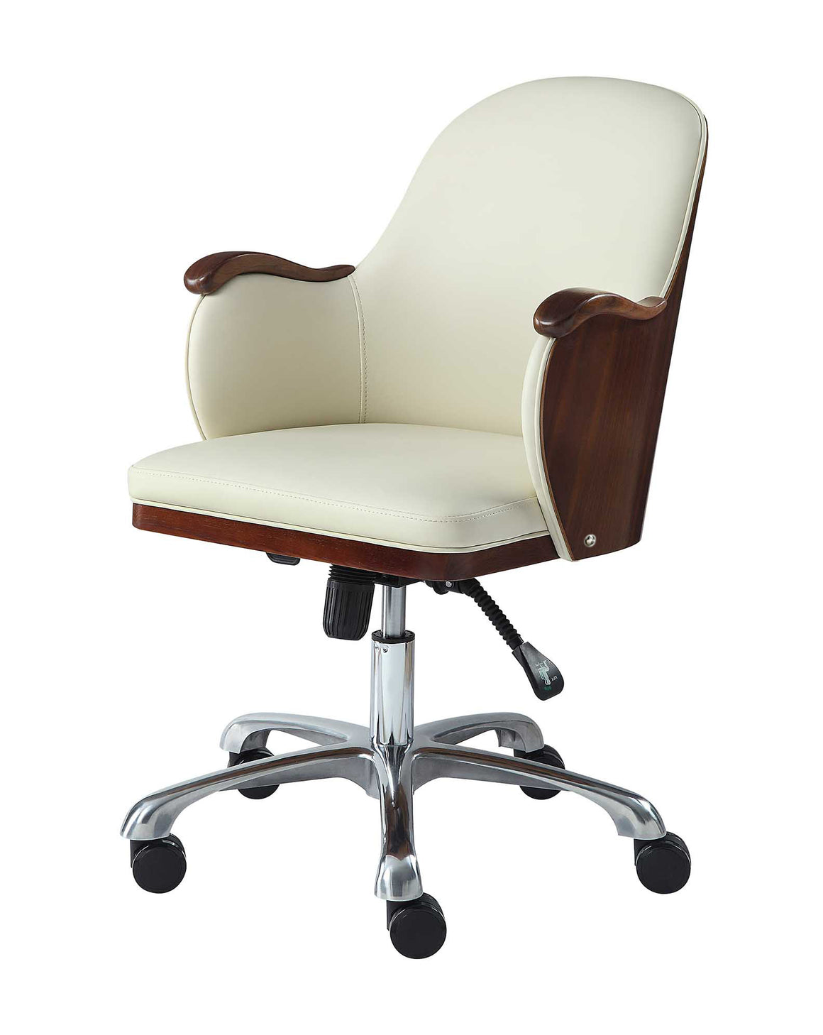 PC712 - San Francisco Executive Office Chair Walnut - PRE ORDER FOR DELIVERY W/C 03/08/2020
