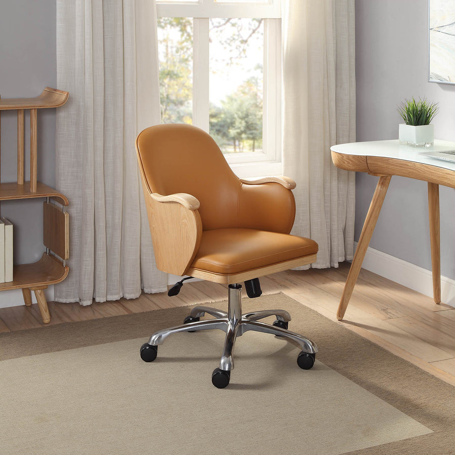 PC712 - San Francisco Executive Office Chair Oak