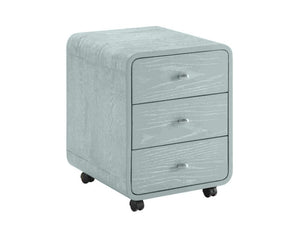 PC201 Helsinki 3 Drawer Pedestal (Grey)
