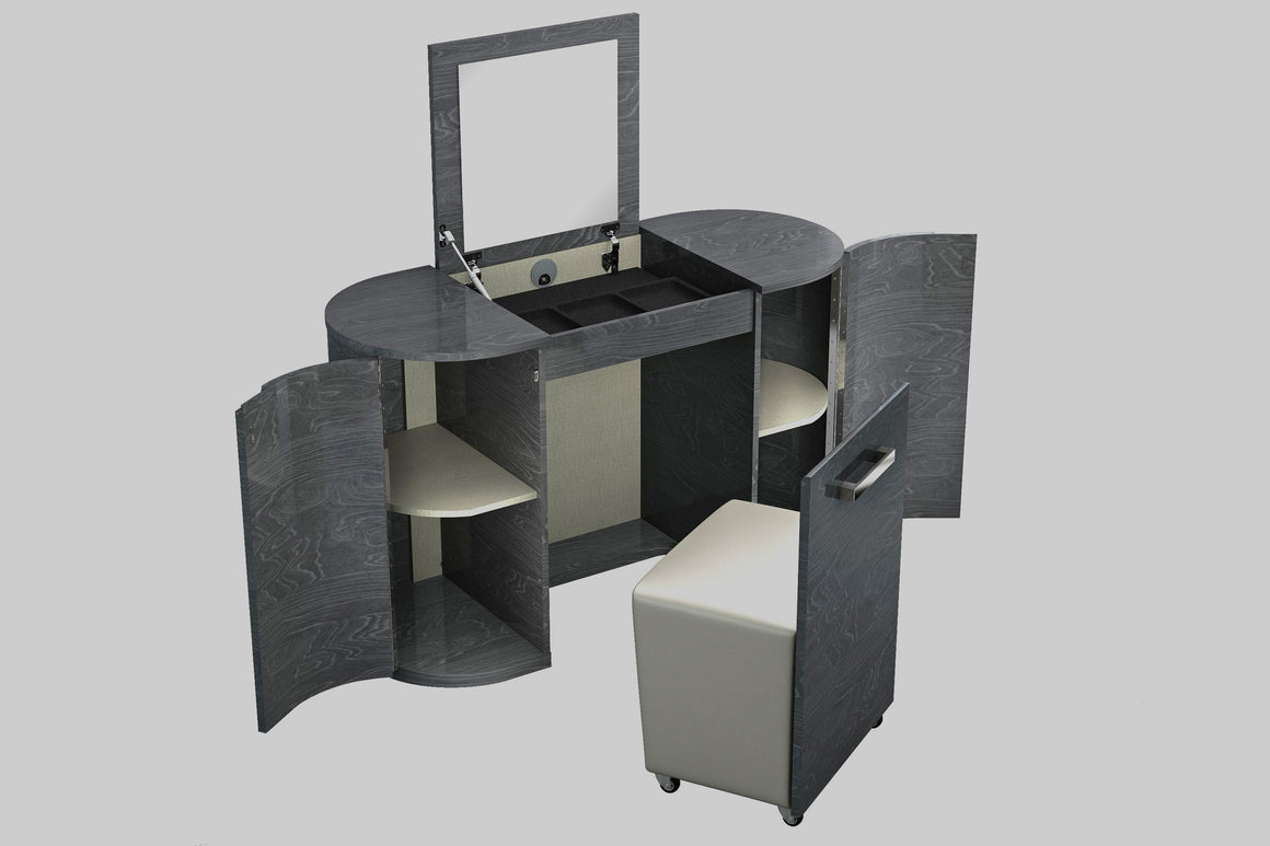 Angela Vanity Unit with Stool