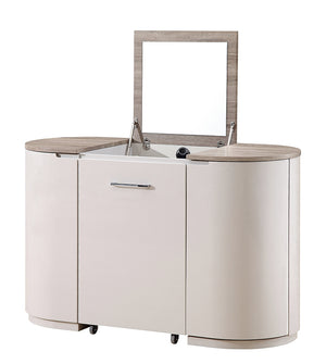 Hayley Vanity Unit with Stool
