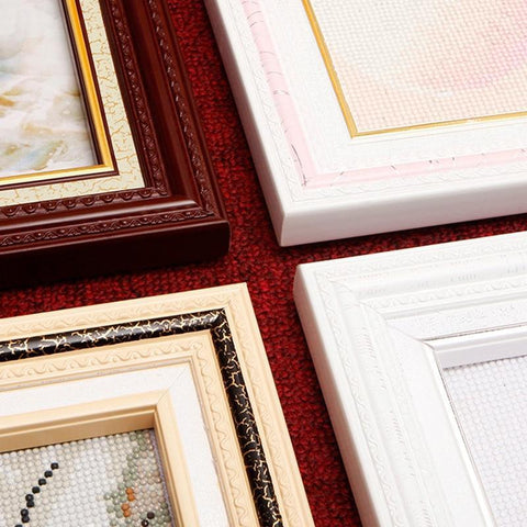 Wooden Frames for Diamond Painting