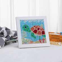 Load image into Gallery viewer, A Turtles Life - Special Diamond Painting kit
