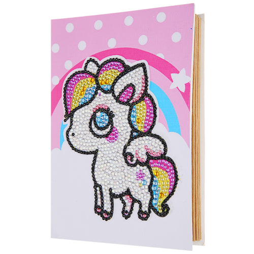 Rainbow Unicorn Painting Album Cover