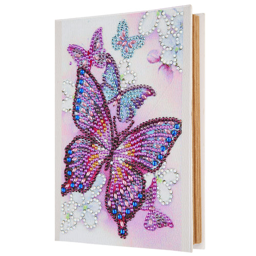 Butterflies Diamond Art Album Cover