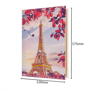 Eiffel Tower Special Diamond Painting Album Cover
