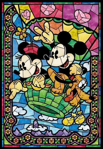 Mickey Diamond Painting