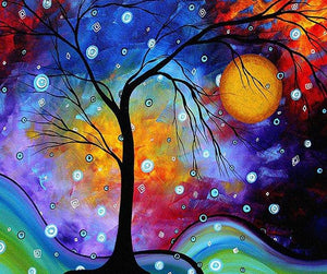 Amazingc Tree DIY Diamond Painting