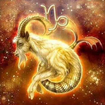 Capricorn Zodiac Sign Diamond Painting Kit