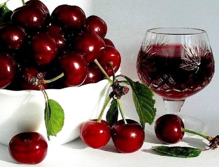 Cherry Wine Painting Kit