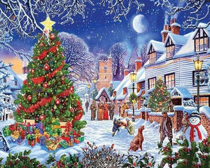 Christmas 5D Diamond Painting