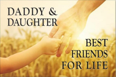 Father & Daughter Love Quote