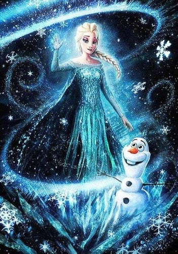 Frozen Diamond Painting Kit