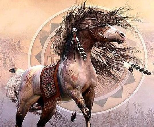 Horse DIY Diamond Painting