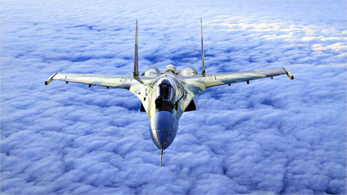 Military Fighter Plane Amazing Diamond Painting