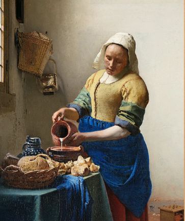 Mother Making Food - 5D Diamond Painting