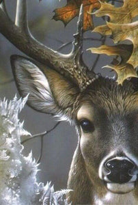 Reindeer Diamond Painting Kit