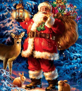 Santa Claus Diamond Painting