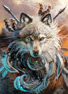 Wolf Diamond Painting DIY