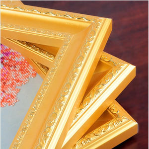 Fancy Wooden Frames for Diamond Paintings