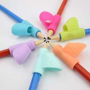 Soft Silicone Grips for Diamond Painting Pens (3 Pieces)