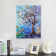 Load image into Gallery viewer, Magical Flower Tree - Special Diamond Painting