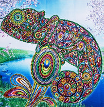 Load image into Gallery viewer, Colorful Amphibian - Special Diamond Painting