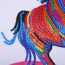 Load image into Gallery viewer, Colorful Horse Special  Diamond Painting