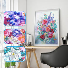 Load image into Gallery viewer, Beautiful Flowers - Special Diamond Painting