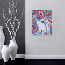 Load image into Gallery viewer, Colorful Horse - Special Diamond Painting