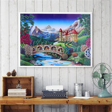 Load image into Gallery viewer, Magnificent Castle - Special Diamond Painting