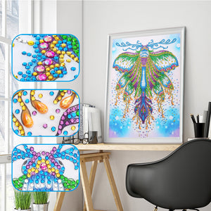 Magical Butterfly - Special Diamond Painting