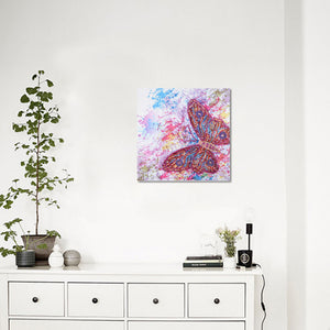 Colorful Butterfly - Special Diamond Painting