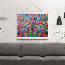 Load image into Gallery viewer, Abstract Illusion - Special Shaped Diamond Painting