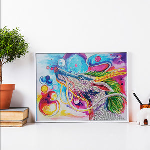 Mythical Dragon - Special Diamond Painting